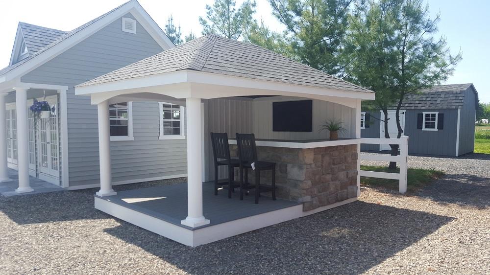Preston Pavilion