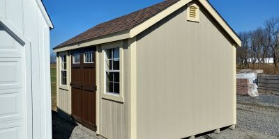 Winchester shed almond
