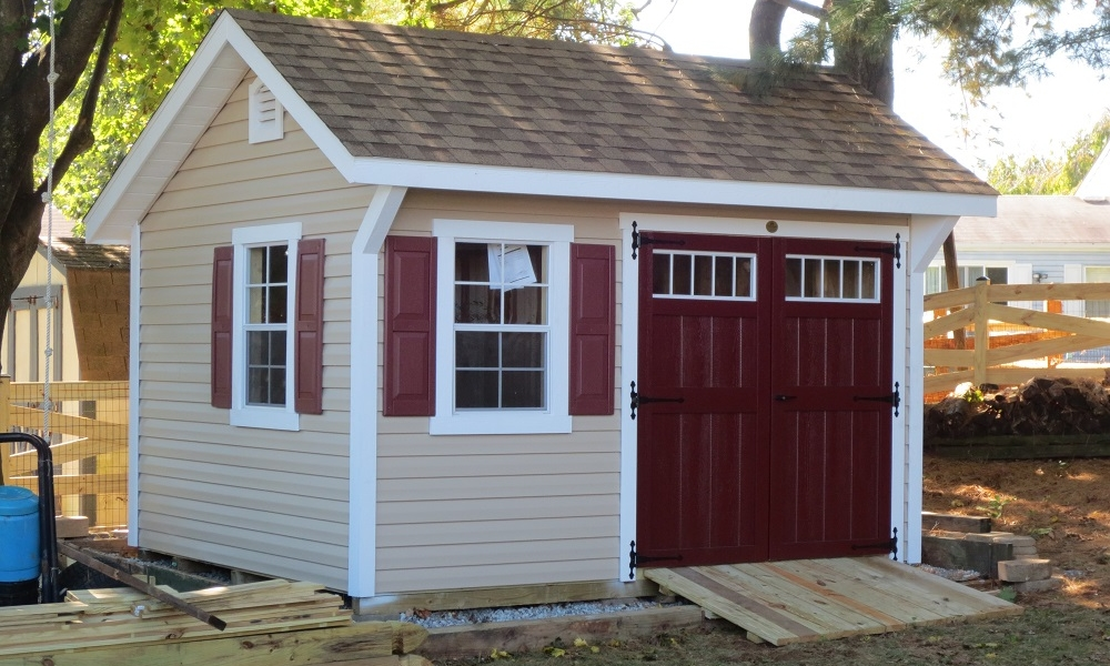 Custom Sheds and Storage Buildings | Pleasant Run Structures