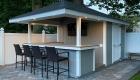 New jersery poolside bar