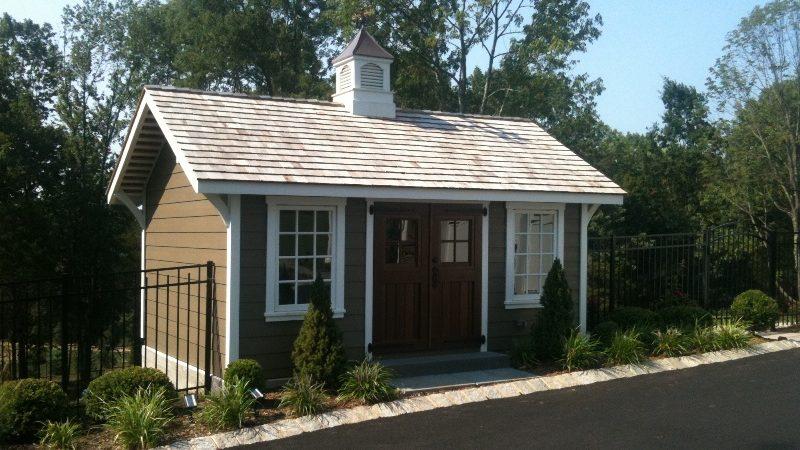 custom sheds 15