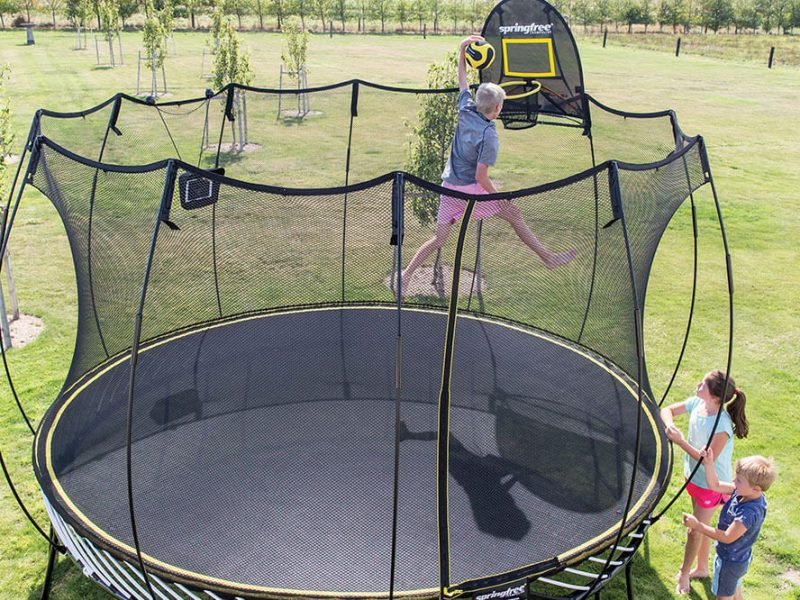 Pleasant Run Structures New Jersey trampolines