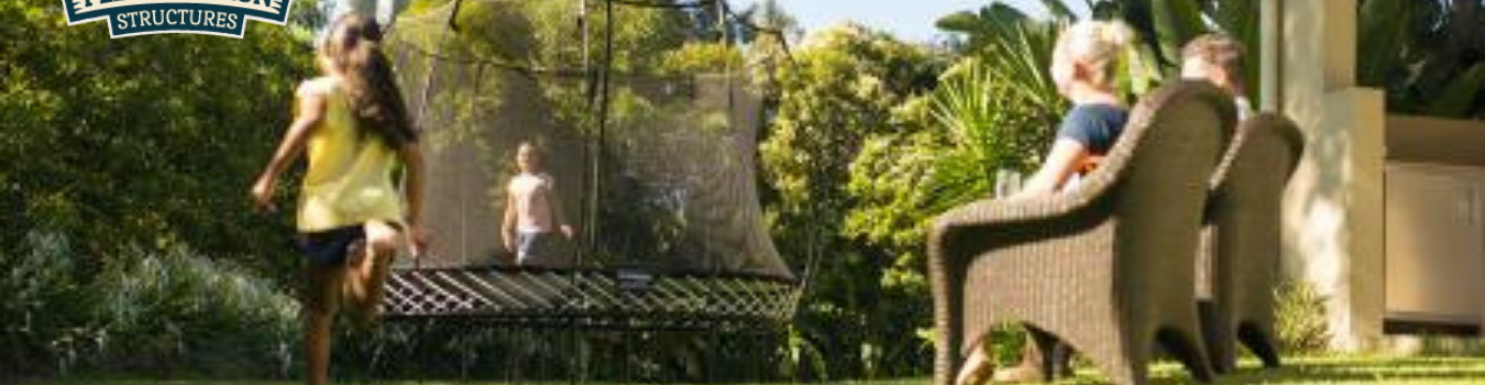 Pleasant Run Structures Trampolines in New Jersey