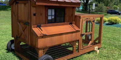c34rw Chicken Coop